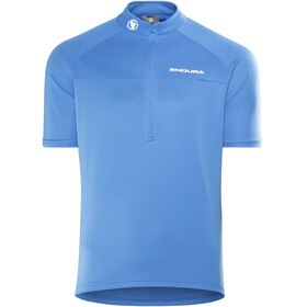 Endura Xtract II Short Sleeve Jersey Men ocean
